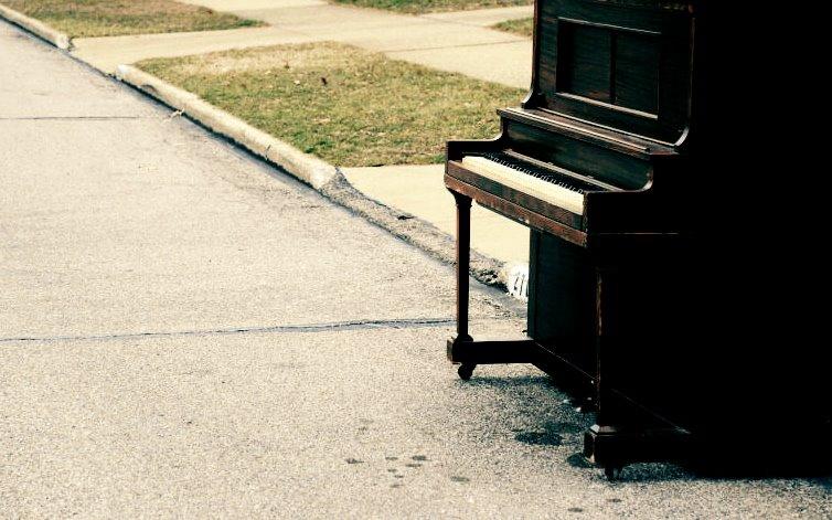 Cool Piano Wallpaper | Revival of the Blogworld
